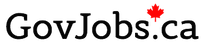 Canada Government Jobs   GovJobs.ca